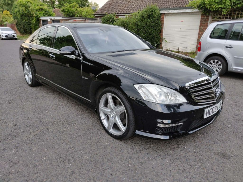Mercedes-Benz S Class Other 3.0 S320 CDI L 7G-Tronic 4dr