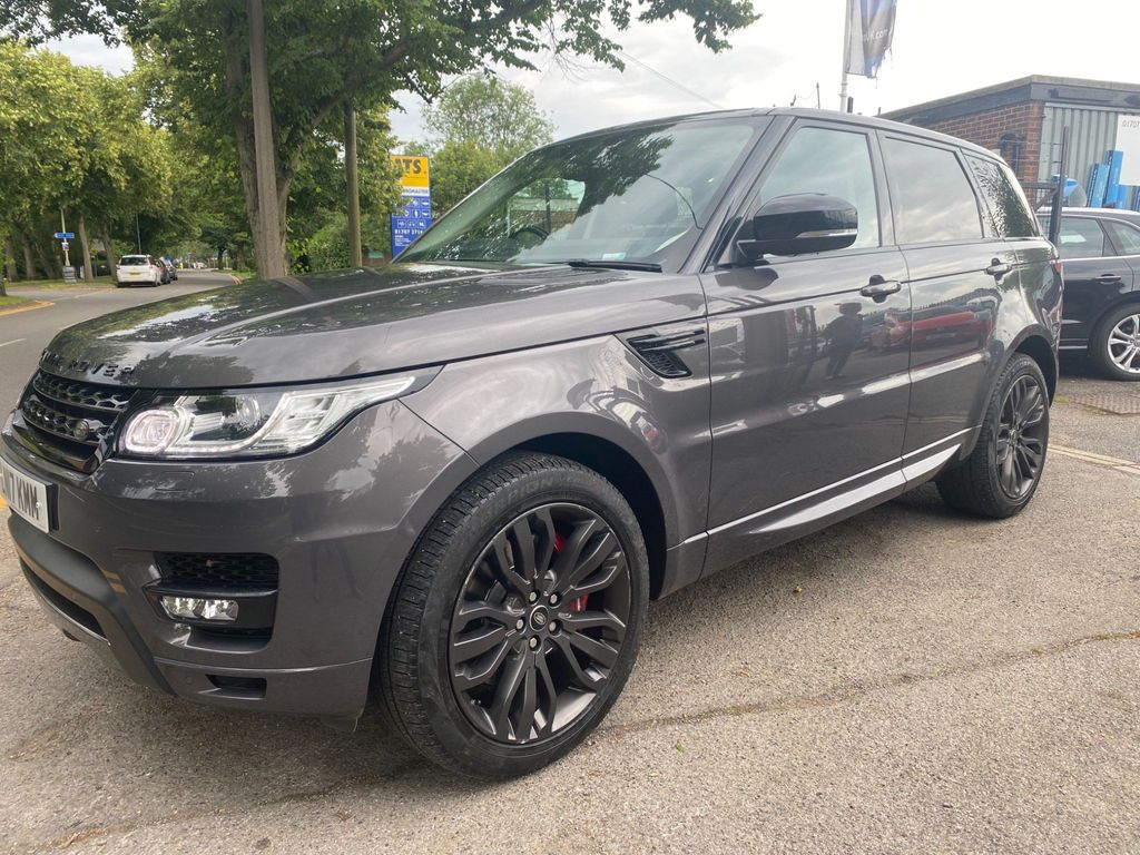 Land Rover Range Rover Sport SUV 3.0 SD V6 HSE Dynamic CommandShift 2 4WD (s/s) 5dr