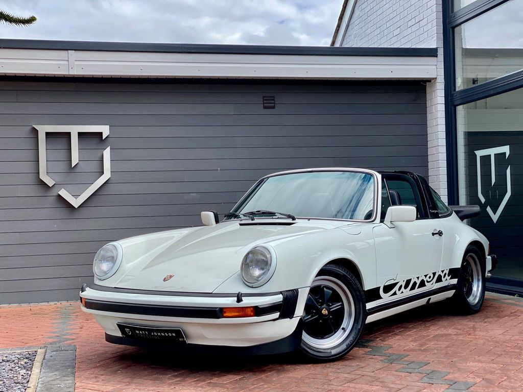 Porsche 911 Unlisted