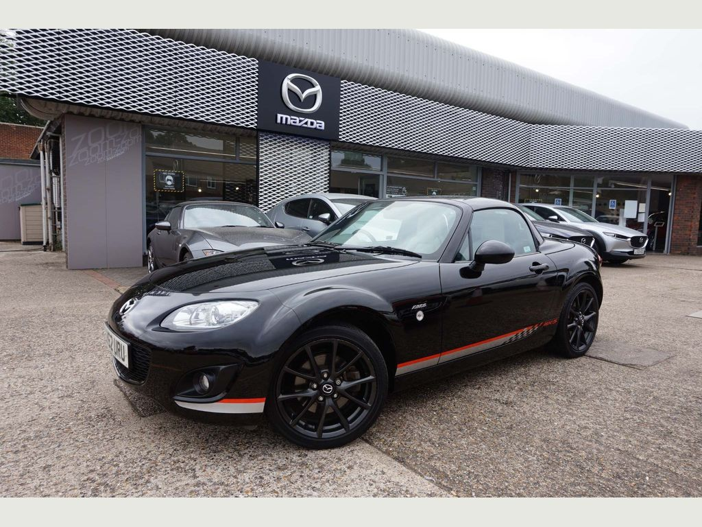 Mazda MX-5 Coupe 2.0 Kuro Edition Roadster 2dr