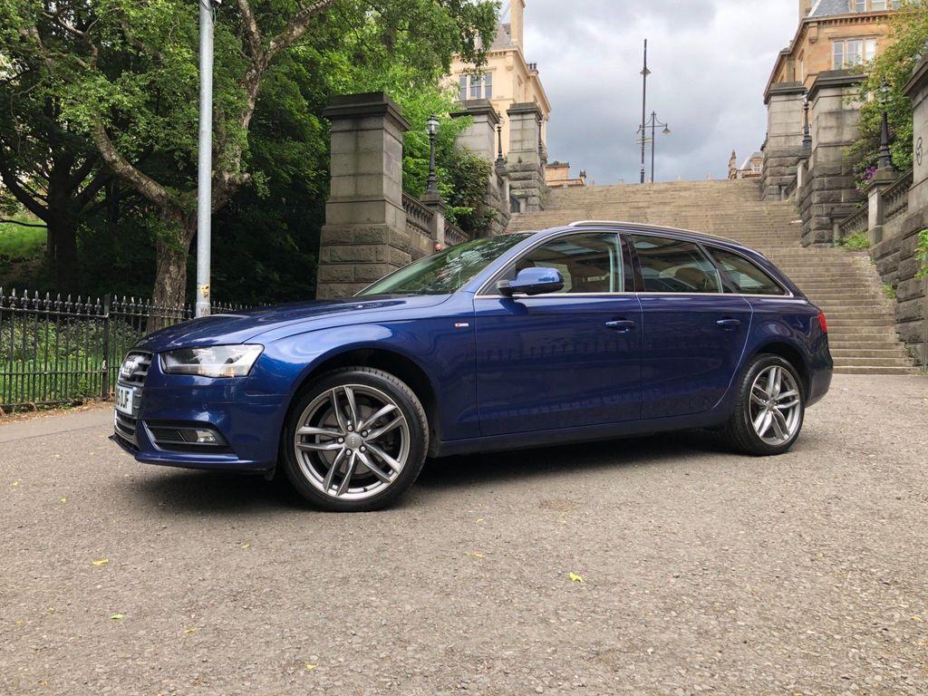 Audi A4 Avant Estate 2.0 TDI SE Technik Avant 5dr