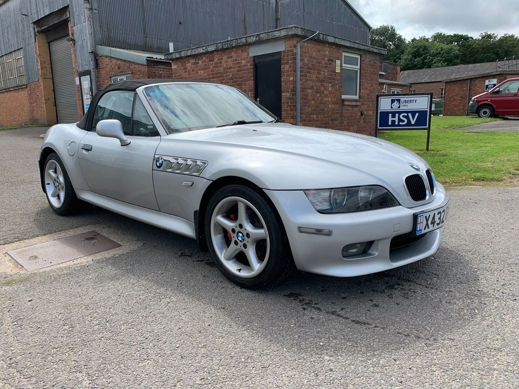 BMW Z3 Convertible 2.0 Roadster 2dr