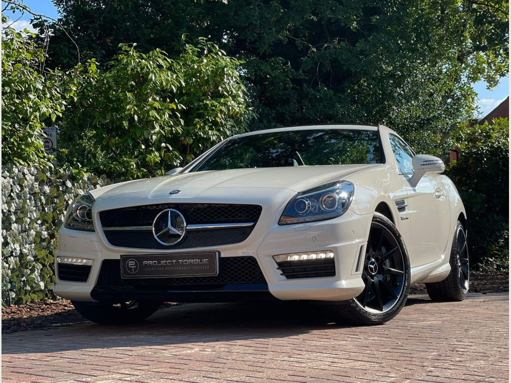 Mercedes-Benz SLK Convertible 5.5 SLK55 AMG 7G-Tronic Plus 2dr