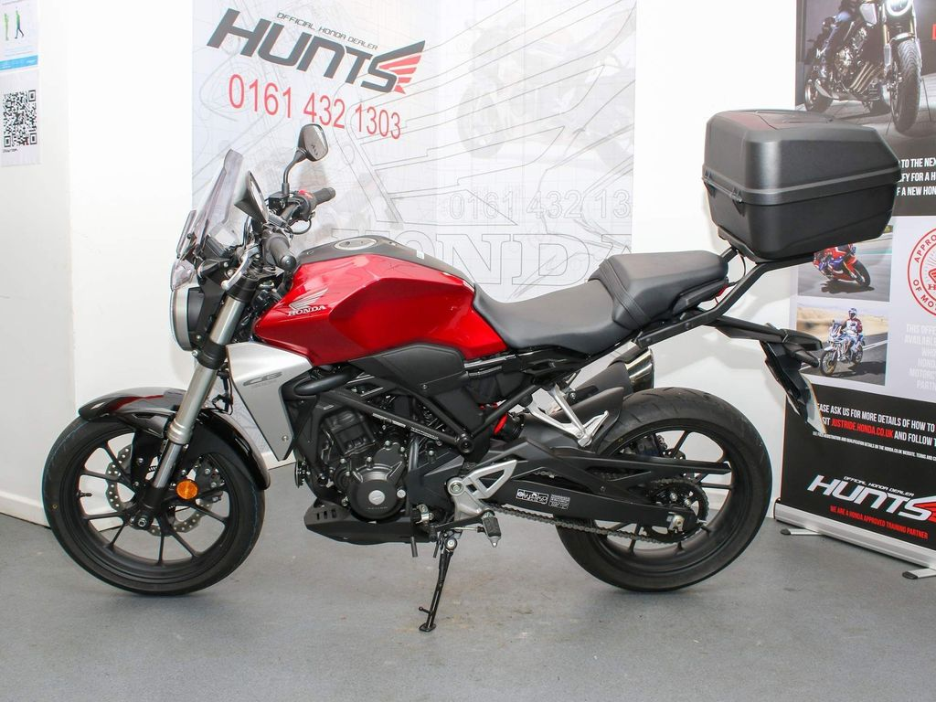 Honda CB300 Naked CB300R