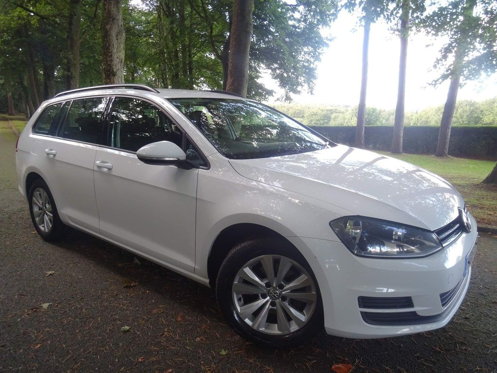 Volkswagen Golf Estate 2.0 TDI BlueMotion Tech SE (s/s) 5dr
