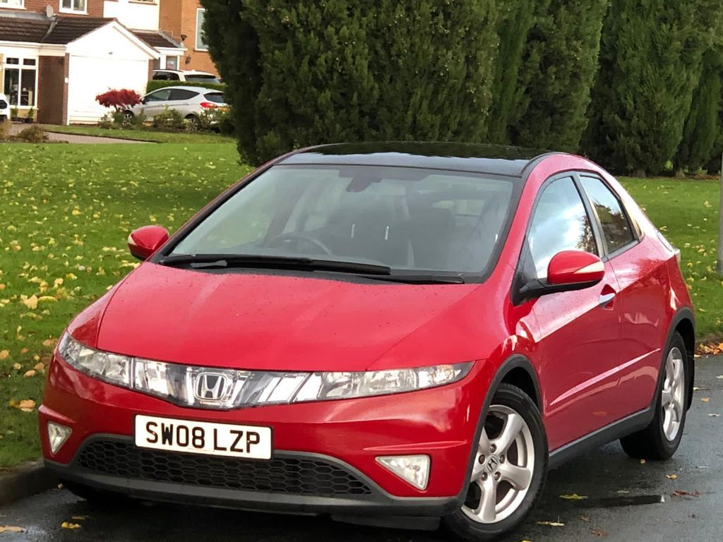 Honda Civic Hatchback 1.8 i-VTEC ES i-Shift 5dr