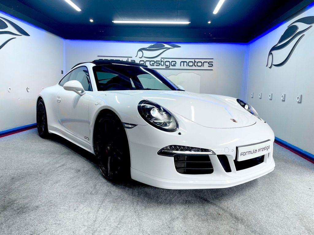Porsche 911 Coupe 3.8 991 Carrera GTS PDK (s/s) 2dr