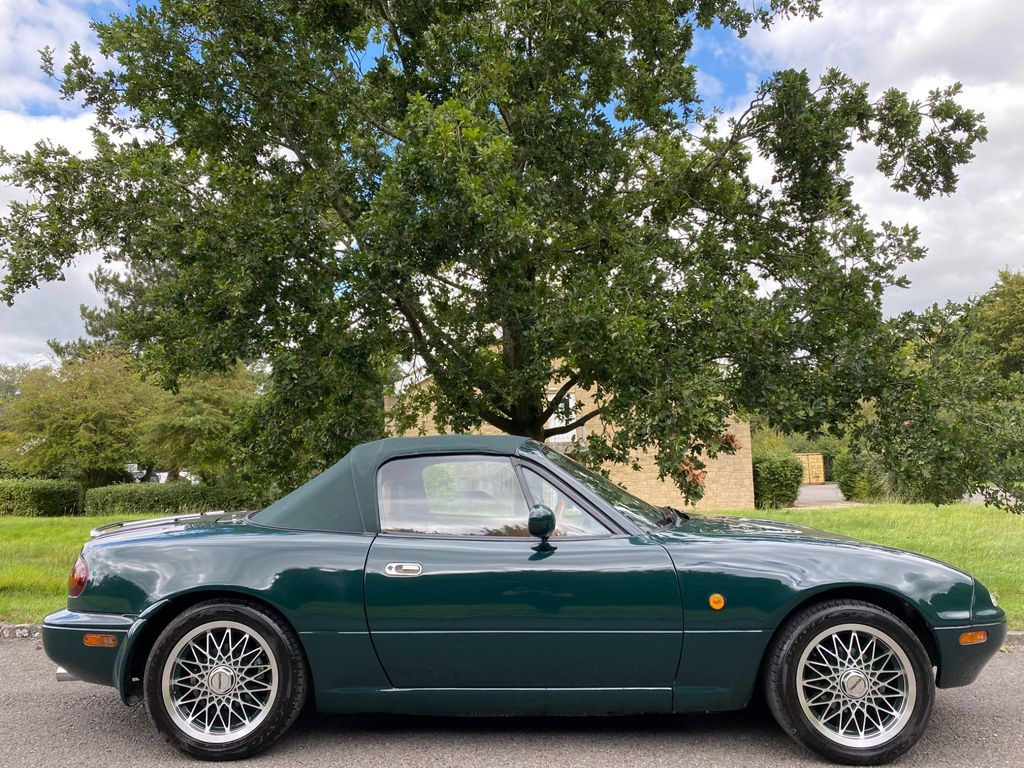 Mazda MX-5 Convertible 1.6 Limited Edition 2dr