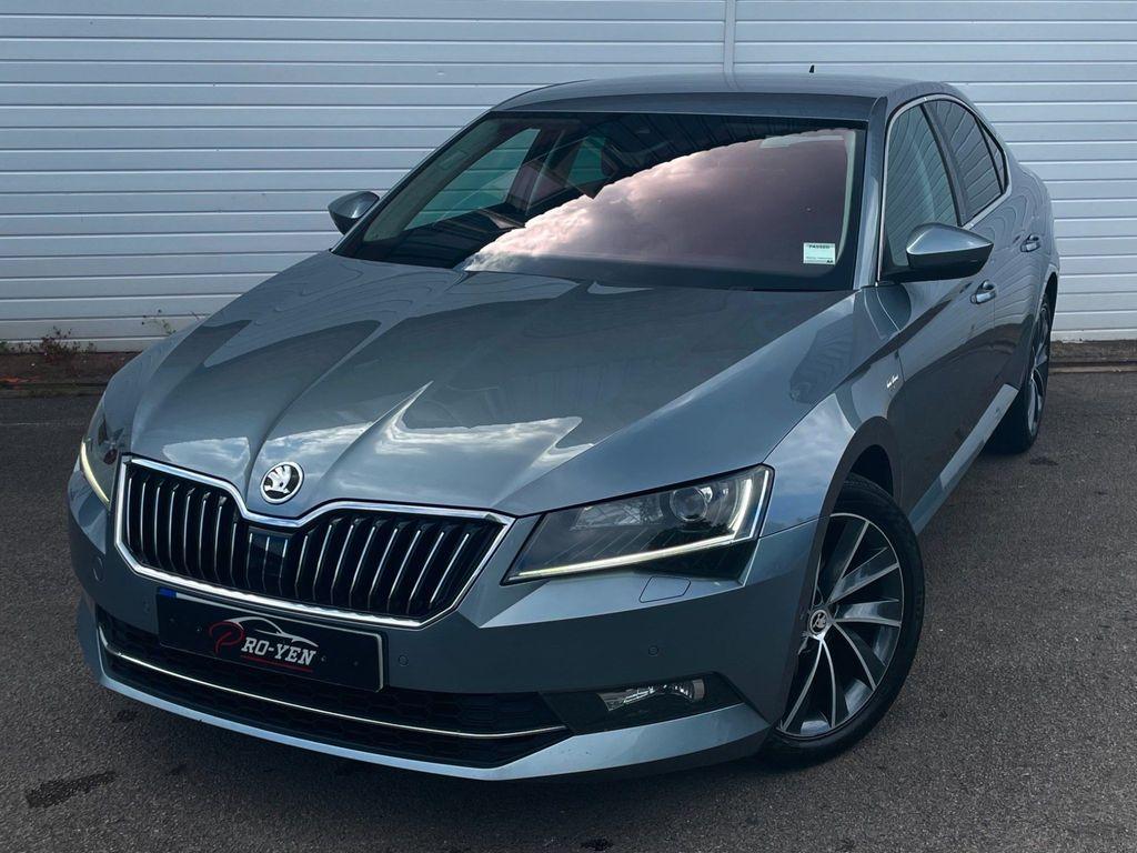 SKODA Superb Hatchback 2.0 TDI Laurin & Klement DSG Auto 6Spd (s/s) 5dr
