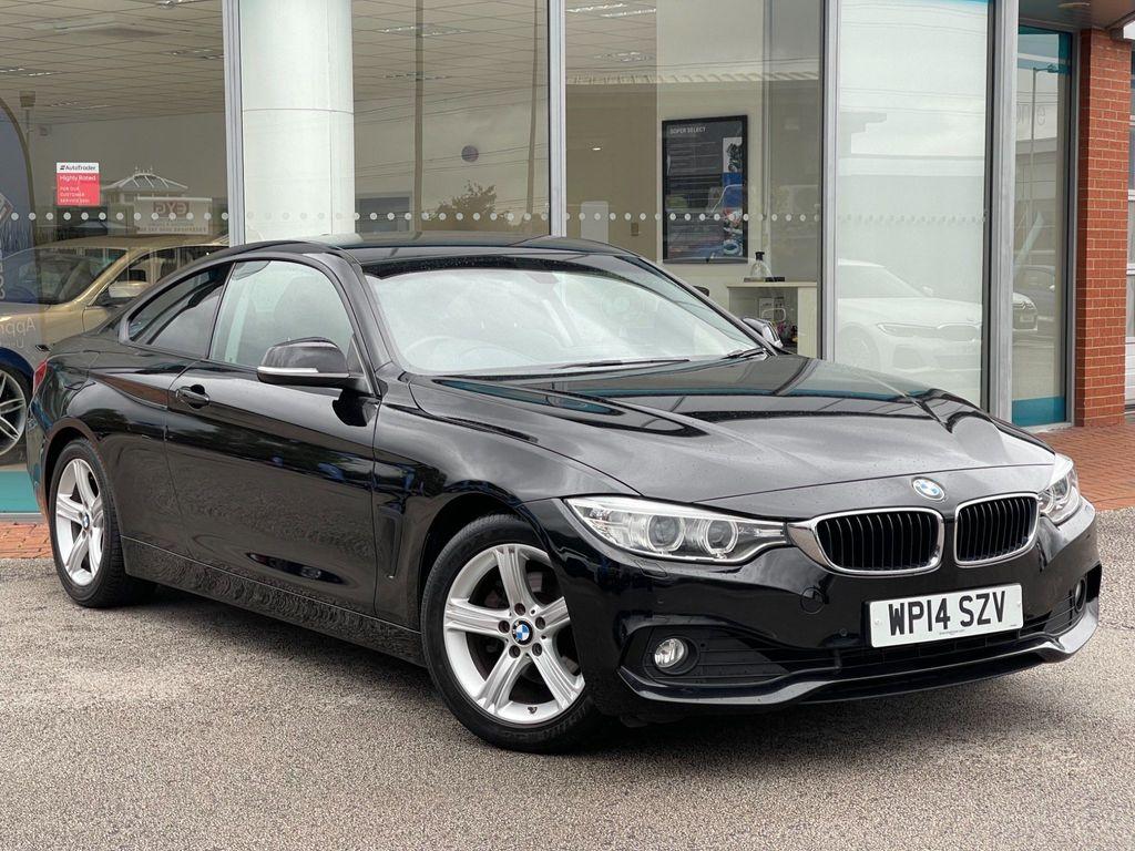 BMW 4 Series Coupe 2.0 420i SE Auto (s/s) 2dr