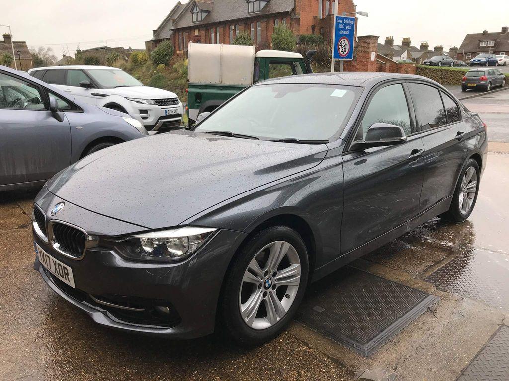 BMW 3 Series Saloon 2.0 320d BluePerformance ED Sport Auto (s/s) 4dr