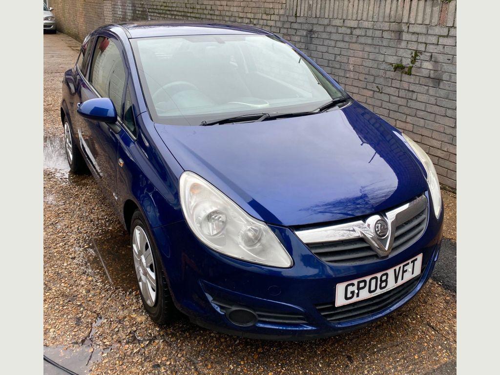 Vauxhall Corsa Hatchback 1.4 i 16v Club 3dr