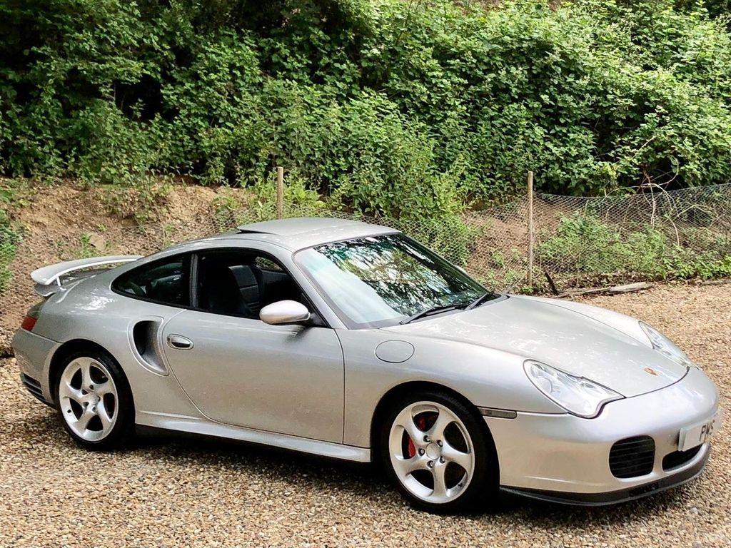 Porsche 911 Coupe 3.6 996 Turbo AWD 2dr