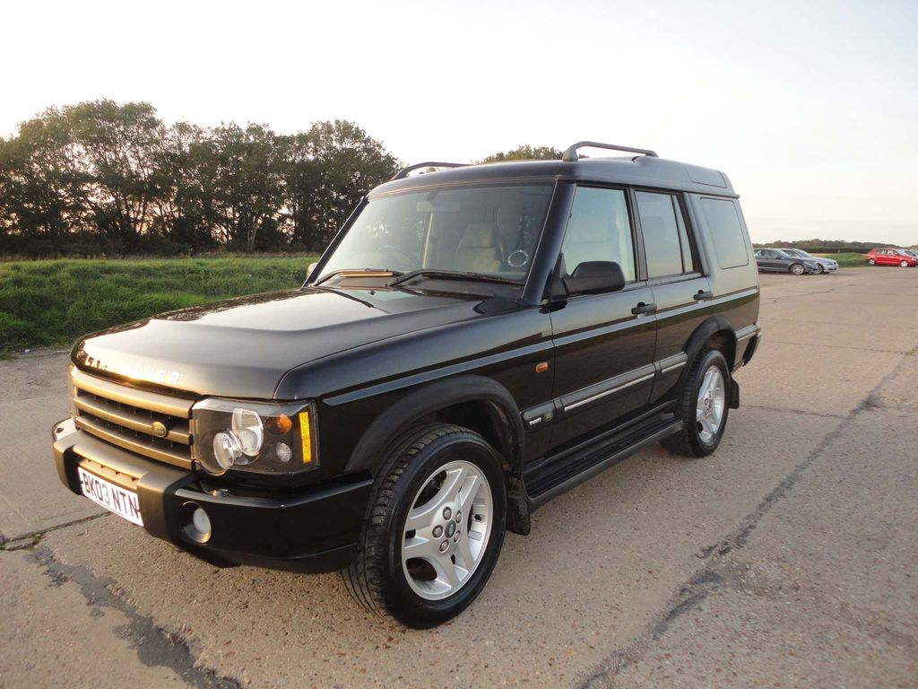 Land Rover Discovery SUV 2.5 TD5 Adventurer 5dr (7 Seats)