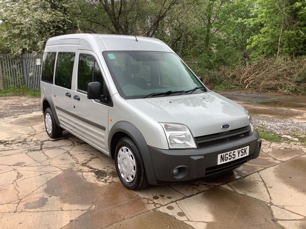 Ford Tourneo Connect Unlisted 1.8