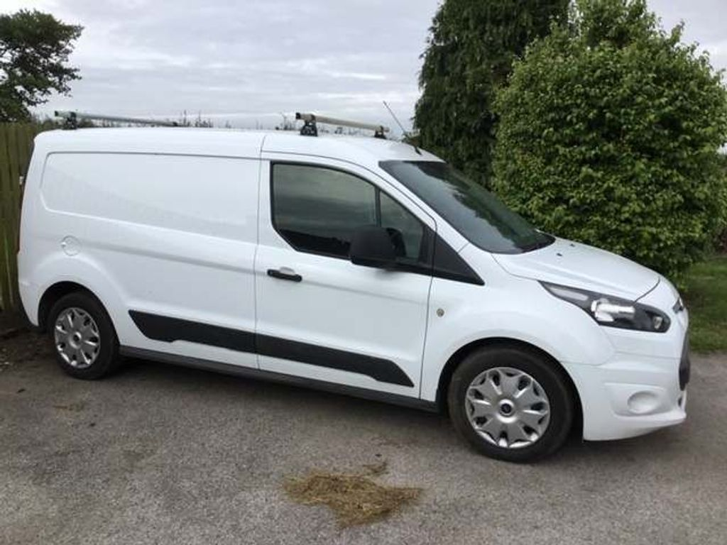 FORD TRANSIT CONNECT Panel Van 1.6 TDCi L2 210 Trend Panel Van 4dr