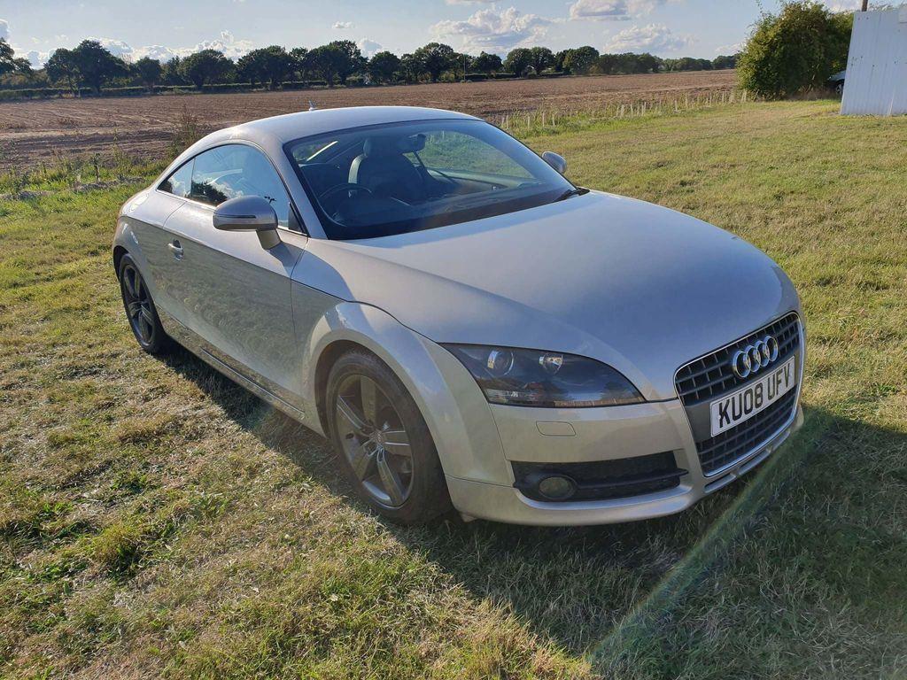 Audi TT Coupe 2.0 TFSI Exclusive Line 2dr