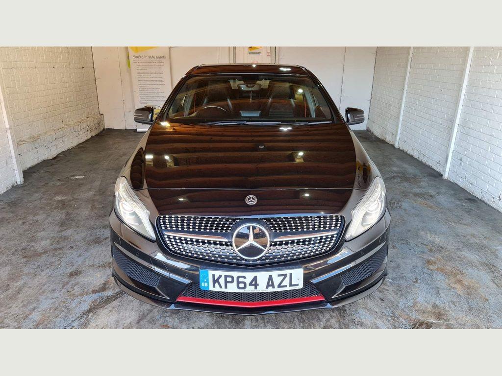 Mercedes-Benz A Class Hatchback 2.0 A250 Engineered by AMG 7G-DCT 4MATIC 5dr