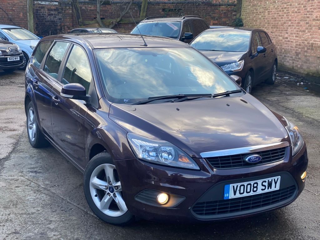 Ford Focus Estate 1.6 Titanium 5dr