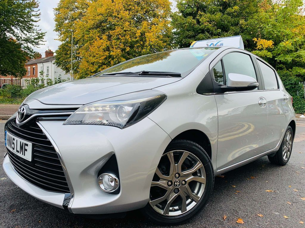 Toyota Yaris Hatchback 1.33 Dual VVT-i Excel Multidrive S 5dr EU5