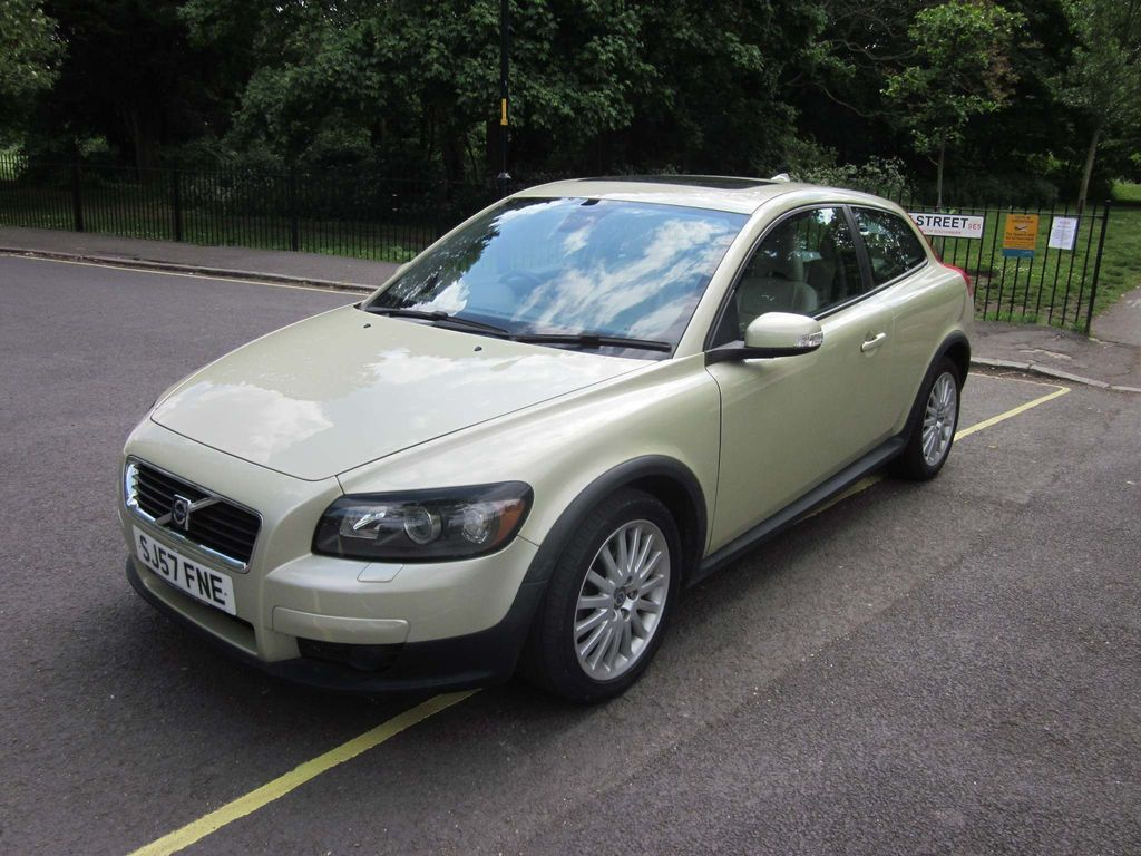 Volvo C30 Coupe 2.4 i SE Lux Geartronic 2dr