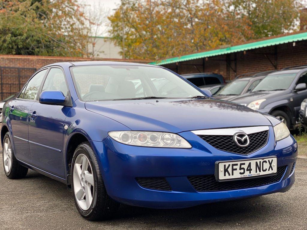 Mazda Mazda6 Saloon 2.0 TS 4dr