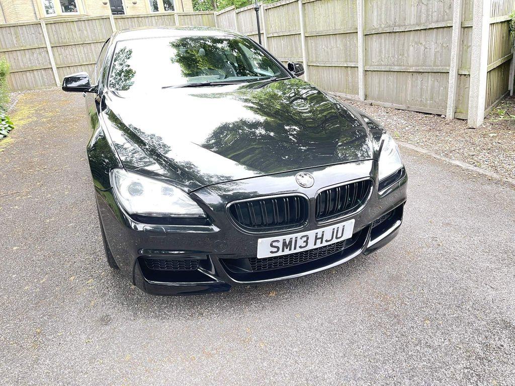 BMW 6 Series Gran Coupe Saloon 3.0 640d M Sport Gran Coupe 4dr