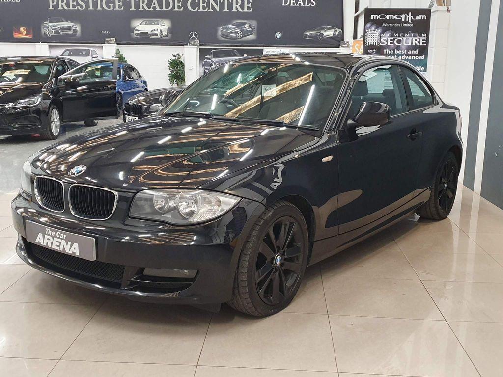 BMW 1 Series Coupe 2.0 118d SE 2dr
