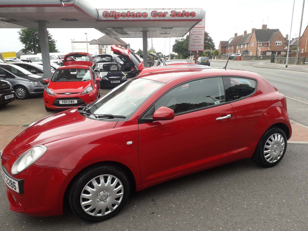 Alfa Romeo MiTo Hatchback 1.4 16v Junior 3dr