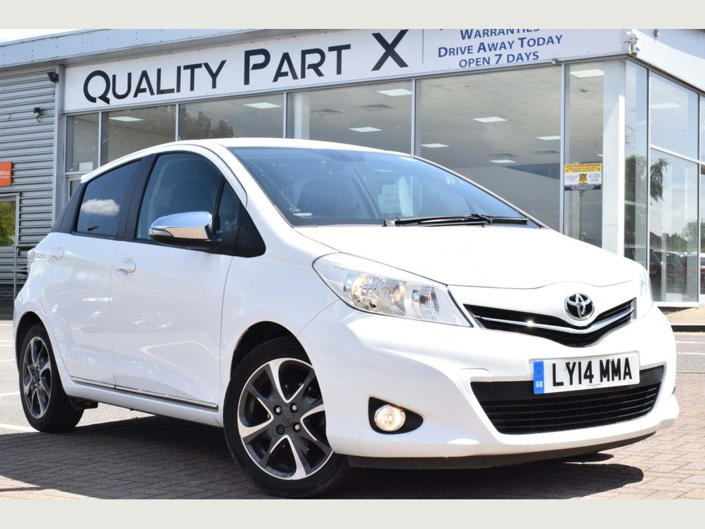 Toyota Yaris Hatchback 1.33 Trend (Smart pack) M-Drive S 5dr