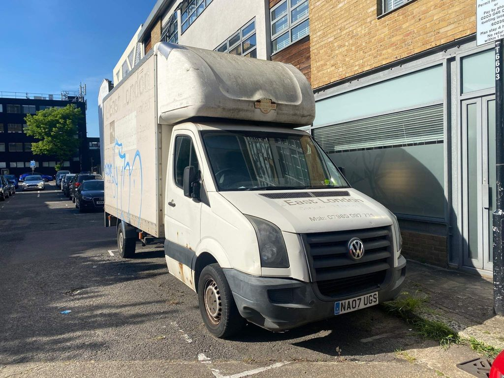 Volkswagen Crafter Chassis Cab 2.5 TDI CR35 Chassis Cab 2dr (LWB)