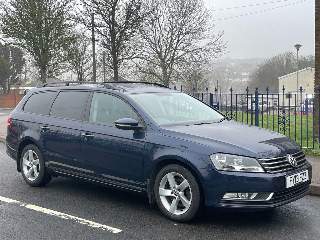 Volkswagen Passat Estate 1.6 TDI BlueMotion Tech S 5dr