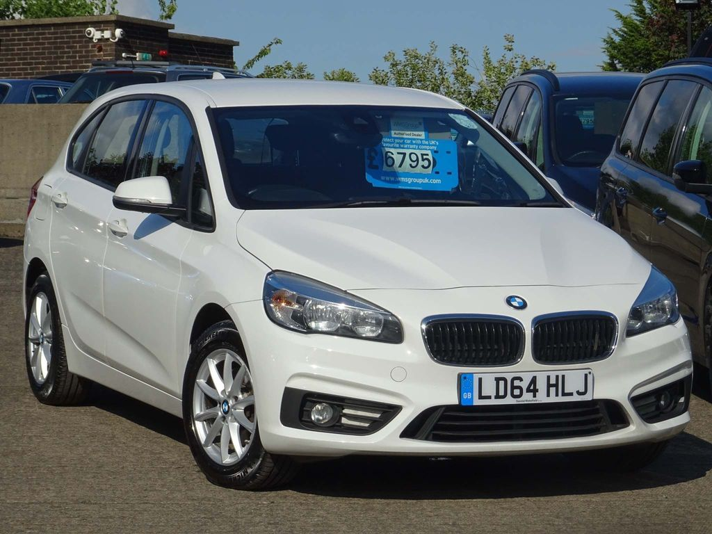 BMW 2 Series Active Tourer MPV 2.0 218d SE Active Tourer (s/s) 5dr
