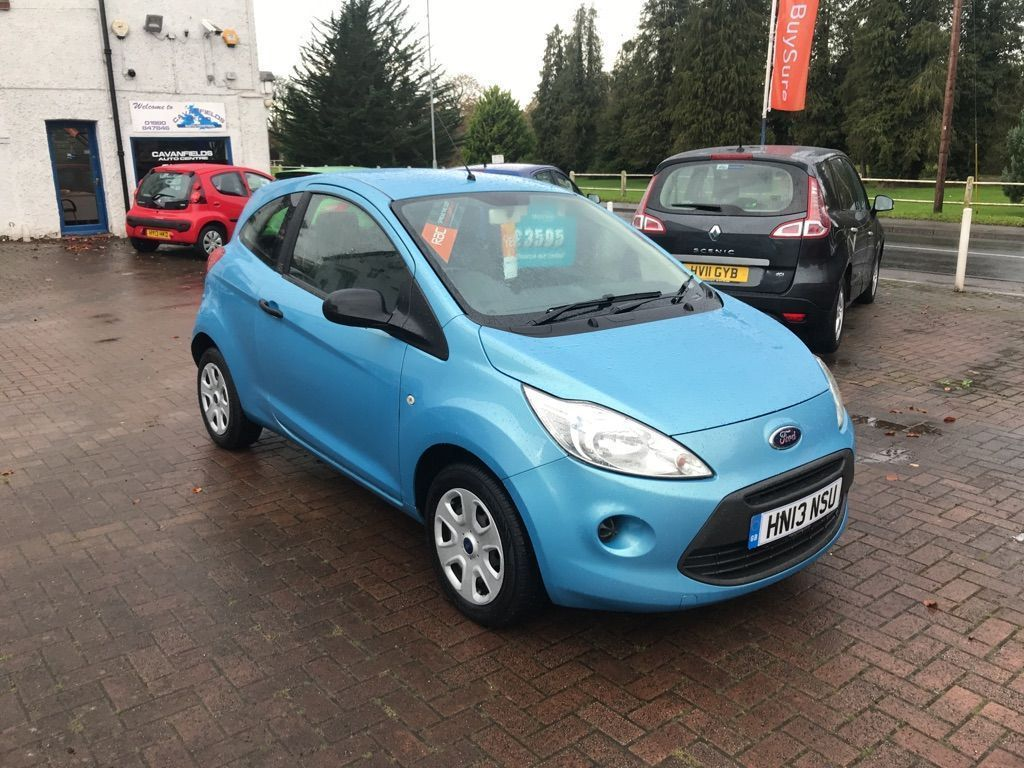 Ford Ka Hatchback 1.2 Studio (s/s) 3dr