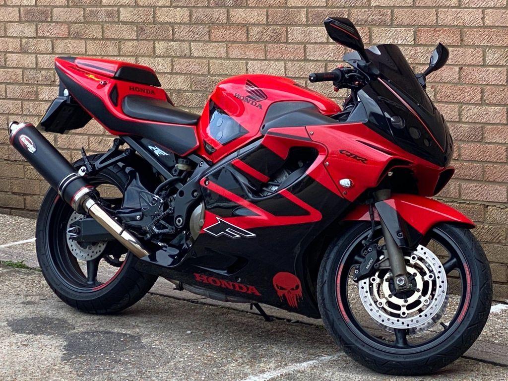 Honda CBR600F Super Sports Sport