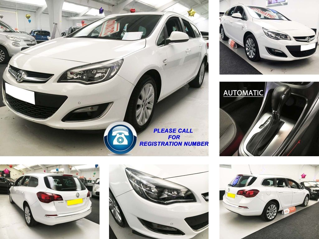 Vauxhall Astra Estate 1.6 i VVT 16v SE 5dr