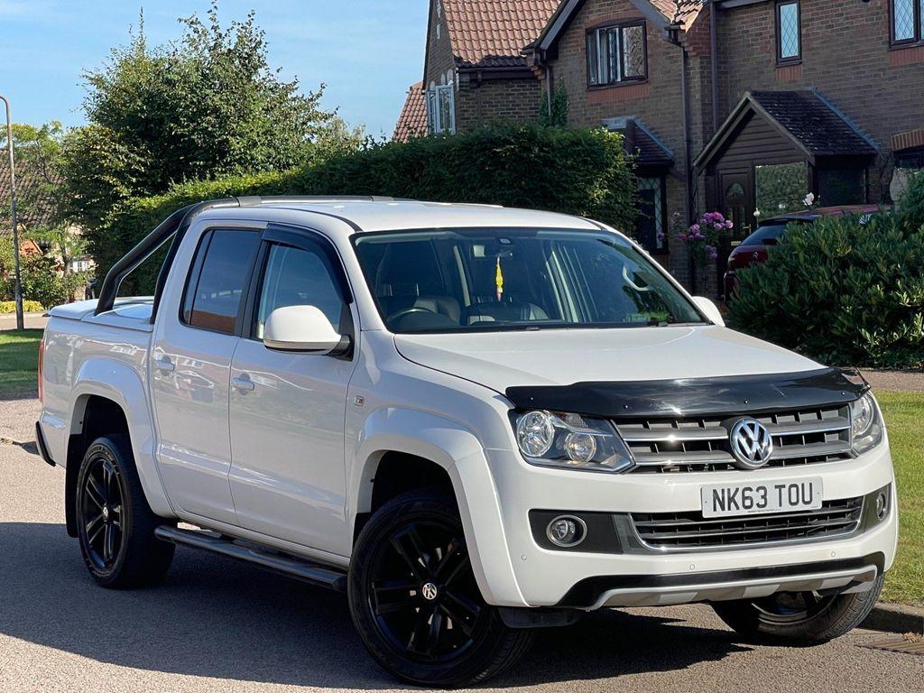 Volkswagen Amarok Pickup 2.0 BiTDI BlueMotion Tech Highline Auto 4Motion 4dr