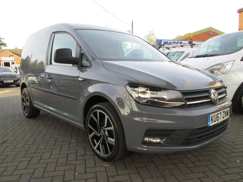 Volkswagen Caddy Panel Van 1.2 TSI C20 BlueMotion Tech Startline EU6 (s/s) 5dr