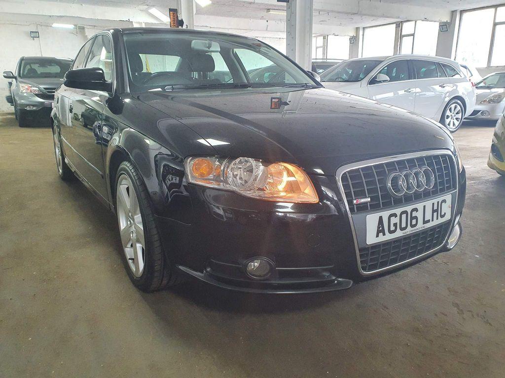 Audi A4 Saloon 2.0 S line 4dr