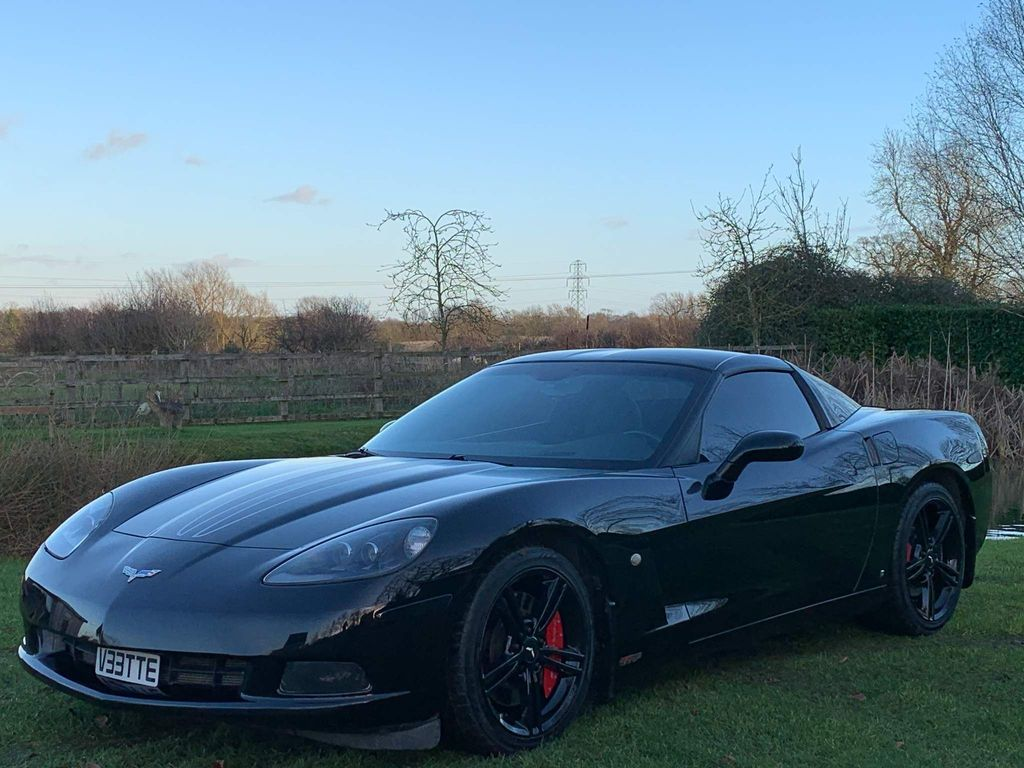 Chevrolet Corvette Coupe 6.2 2dr