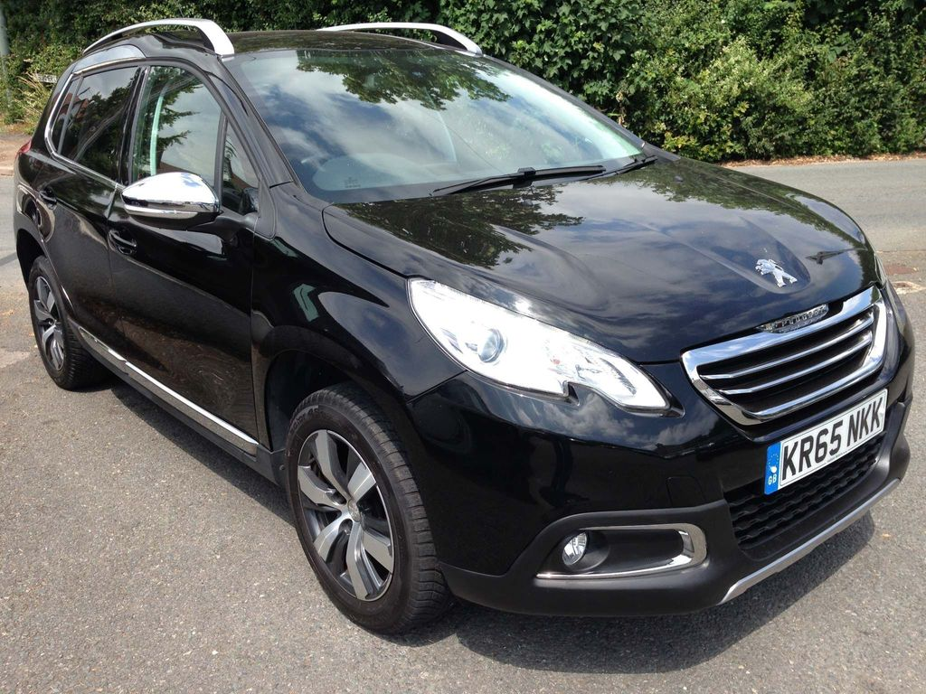 Peugeot 2008 SUV 1.6 BlueHDi Allure (s/s) 5dr