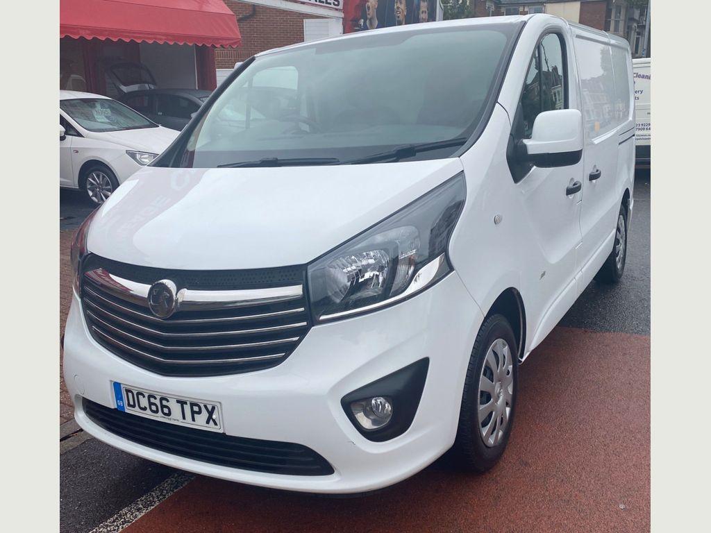 Vauxhall Vivaro Temperature Controlled 1.6 CDTi 2700 BiTurbo Sportive L1 H1 EU6 (s/s) 5dr