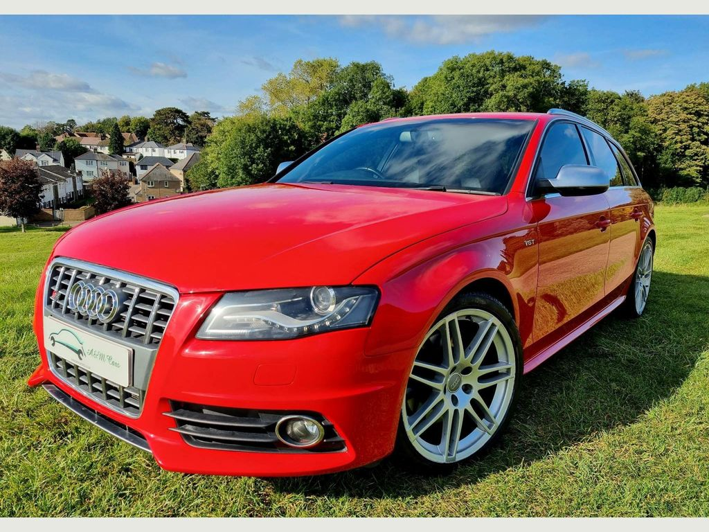 Audi S4 Avant Estate 3.0 TFSI V6 Avant S Tronic quattro 5dr