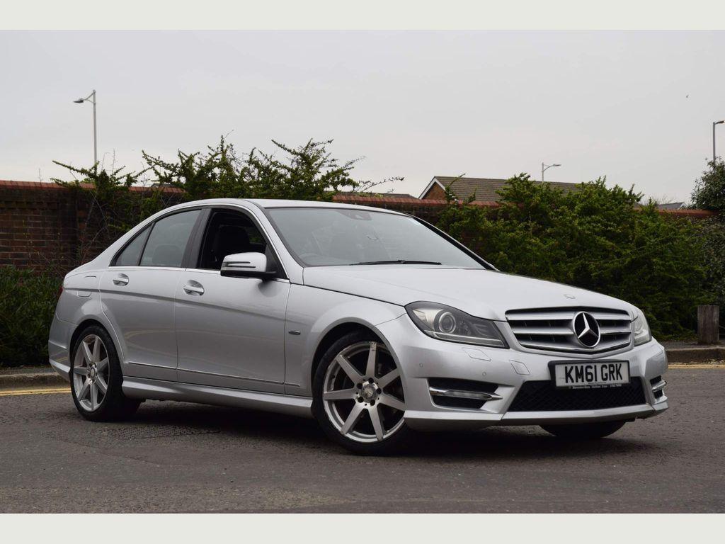 Mercedes-Benz C Class Saloon 1.8 C250 BlueEFFICIENCY Sport Edition 125 7G-Tronic 4dr