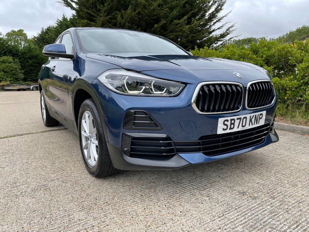 BMW X2 SUV 2.0 20i SE DCT sDrive (s/s) 5dr