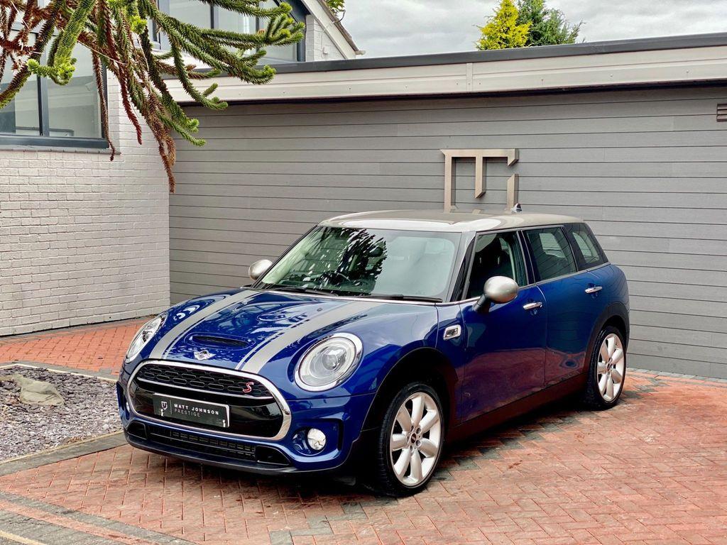 MINI Clubman Estate 2.0 Cooper S Auto (s/s) 6dr