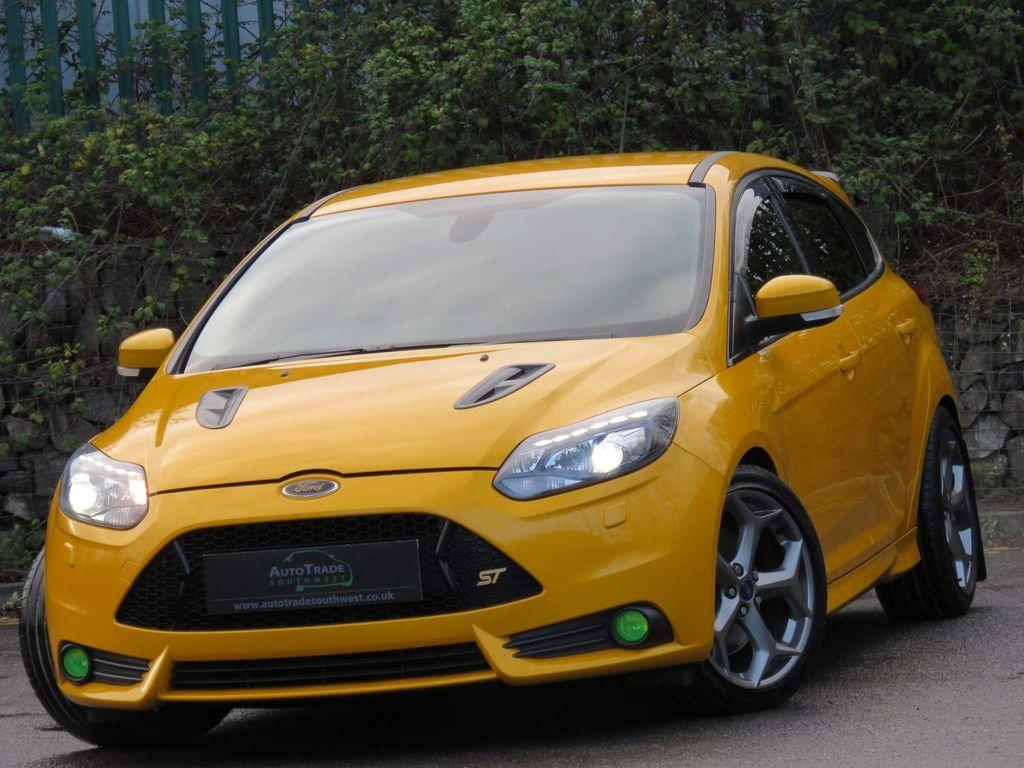 Ford Focus Hatchback 2.0 T ST-3 5dr