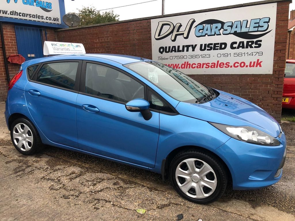 Ford Fiesta Hatchback 1.25 Style 5dr