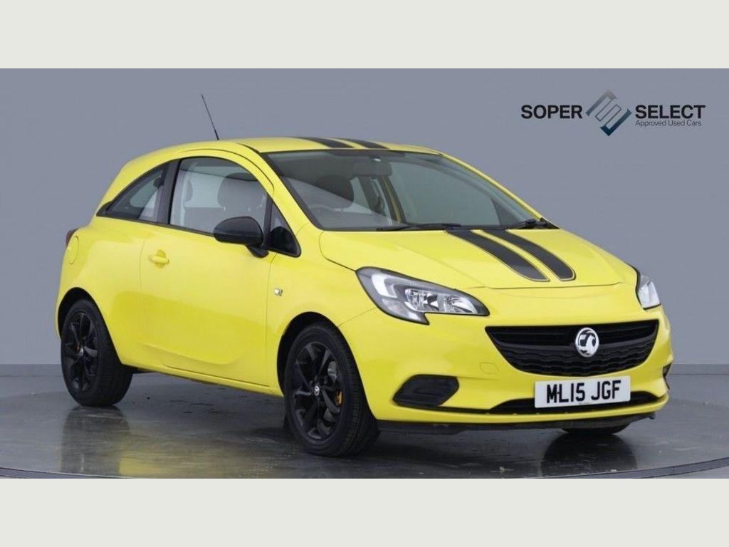 Vauxhall Corsa Hatchback 1.0i Turbo ecoFLEX Sting R (s/s) 3dr