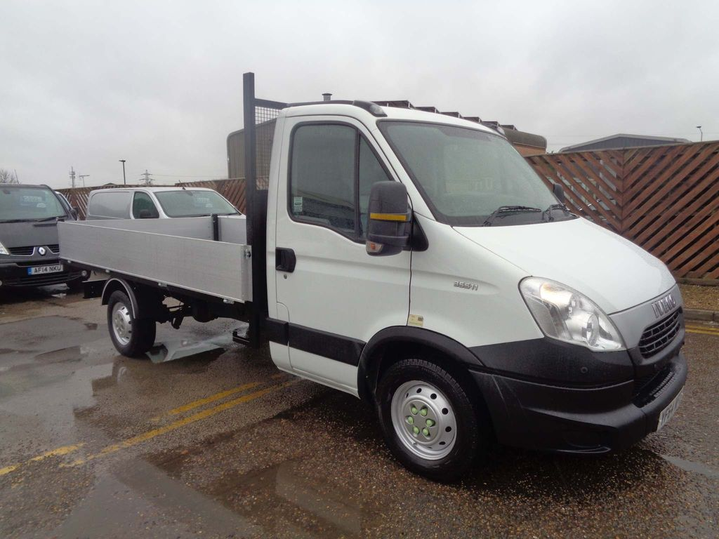 Iveco Daily Tipper 2.3 35S11 LWB TIPPER DIESEL AUTOMATIC